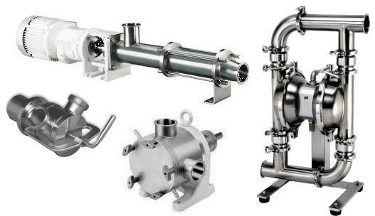 Other Pump Technologies Example